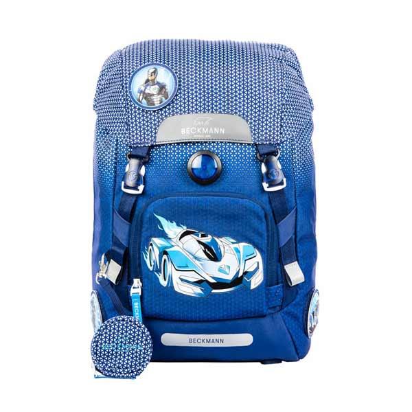 Schulranzen Beckmann Supercat blau