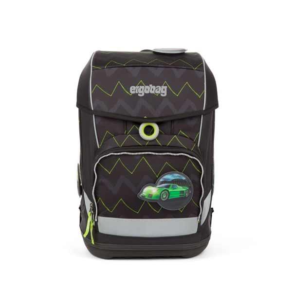 Schulranzen Ergobag Pack Drunter-und-DrueBaer schwarz grün