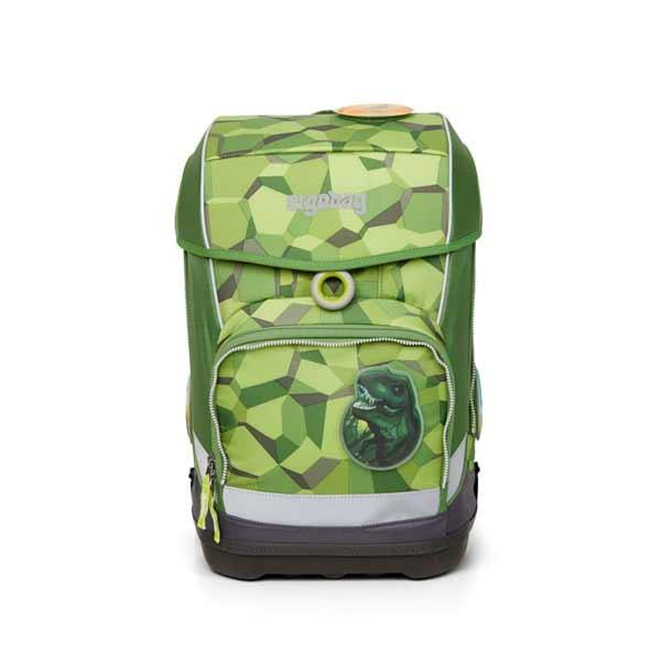 Schulranzen Ergobag Pack BaeranusaurusRex grün
