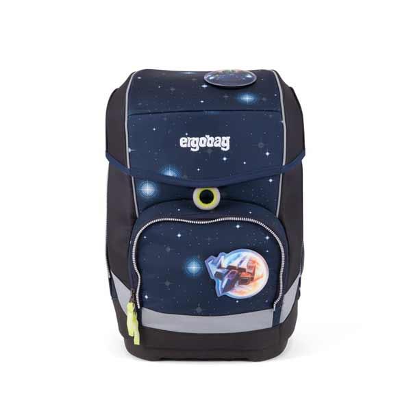 Schulranzen Ergobag Pack Galaxy-KoBaernikus blau schwarz