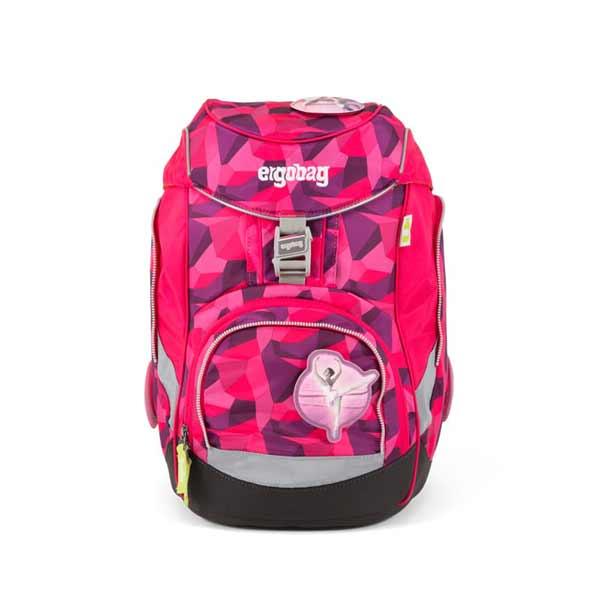 Schulranzen Ergobag Pack Prima-Baerllerina pink lila