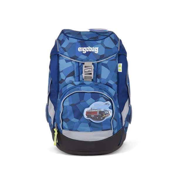 Schulranzen Ergobag Pack TatuetaBaer dunkelblau blau