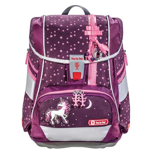 Schulranzen Step by Step Unicorn rosa pink