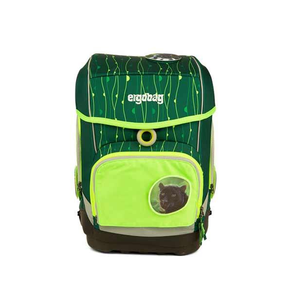 Schulranzen Ergobag Pack Leuchten Grün