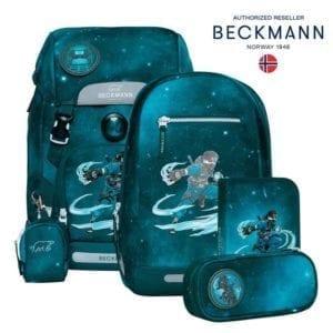 beckmann classic ninja master gesamtbild